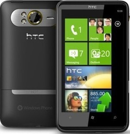 HTC HD7 Windows Phone 7 India pics