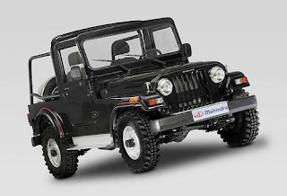 Mahindra Thar Launched in India images