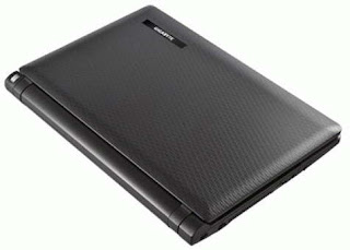 Gigabyte Q2005 dual-core netbook pics