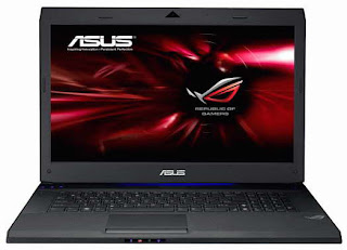 ASUS Sandy Bridge-powered G53SW and G73SW Gaming Notebook