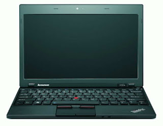 Lenovo ThinkPad X120e AMD Fusion based business laptop pics