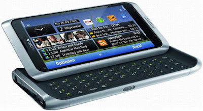 Nokia E7 Smartphone UK Launch images