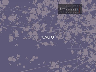 vaio wallpaper download. VAIO Calendar Wallpaper 2008 - August Artist - Vol. 2