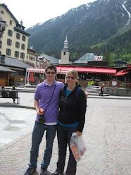 In Chamonix, France