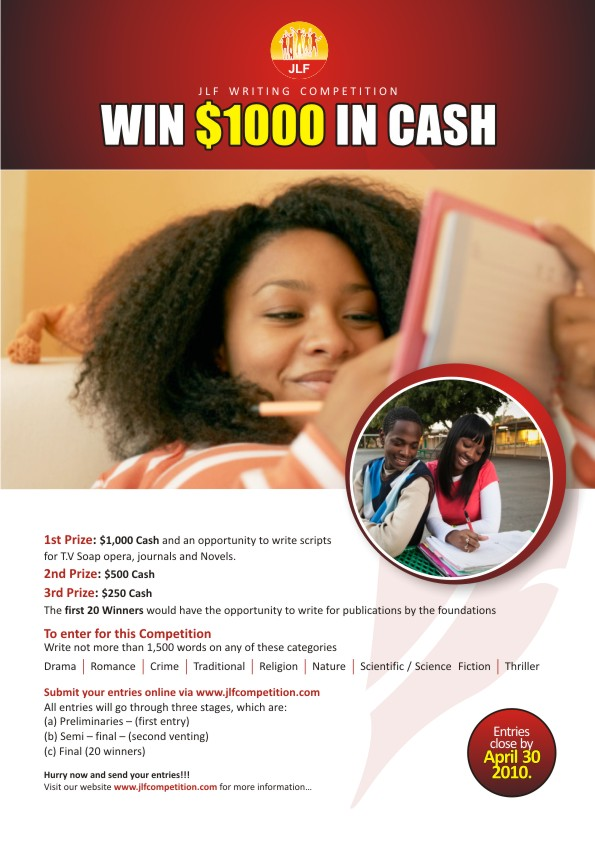 essay writing competition in nigeria Apply for jobs in nigeria: diamond bank essay competition 2014 march 2018 essay writing competition 2016 in nigeria abuja essay contests and competitions nigeria.