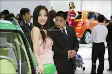 SPG Beijing Motor Show, Daya Tarik Pameran Mobil di China