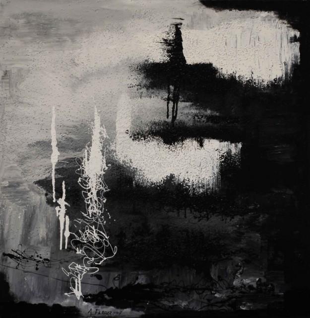 Crisis de alberto ferrer lienzos de autor d 39 orte zaragoza cortinas estores panel - Ka internacional papel pintado ...