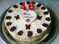 Torta recept - Tojáslikőrös kakaós torta