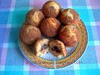 Fahéjas cukormázas muffin, mézes sütemény fűszerkeverékkel, és akár még egy kis mogyorókrémes szaloncukrot is tehetünk hozzá.