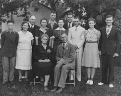 Adelbert Asay Family - early 1940's