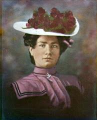 Delilah May Boice Asay circa 1902