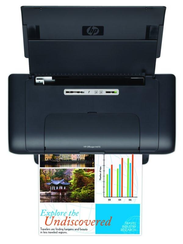 JUAL HP Officejet H470b