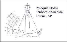 LOGO DA PARÓQUIA NOSSA SENHORA APARECIDA