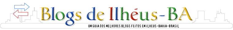 BLOGS DE ILHÉUS - BA