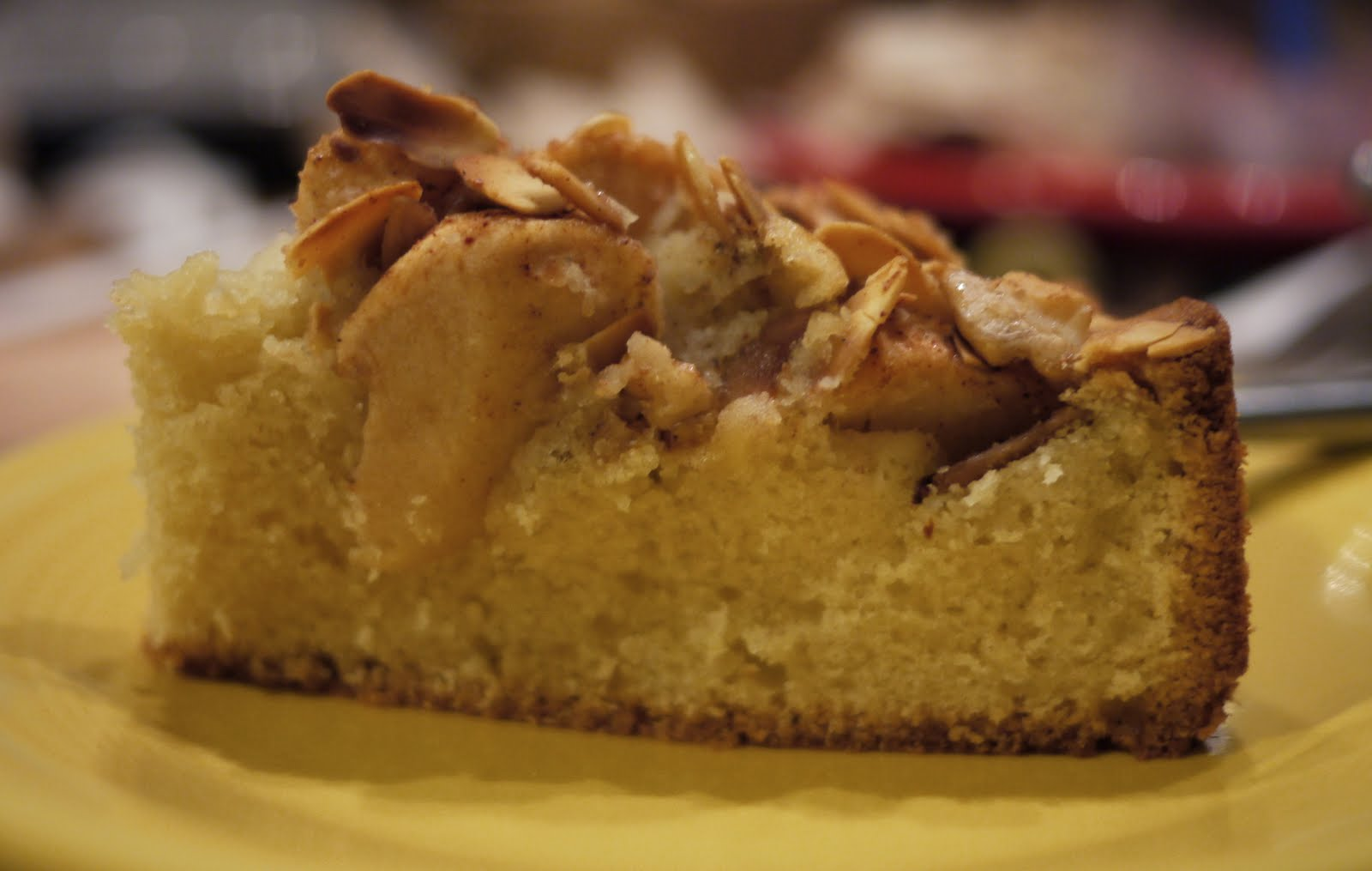 Scandinavian Apple Cake Recipe