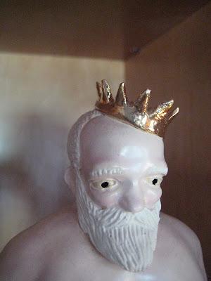 Ben Belknap - ceramic sculpture
