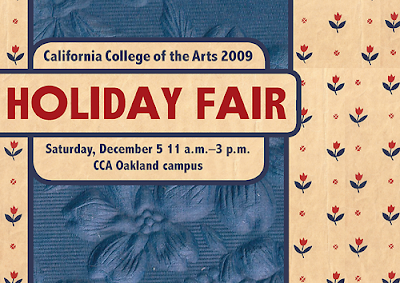 CCA Craft fair