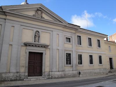 Desde 1978 tiene su sede en este convento el Museo de San Joaquín y ...
