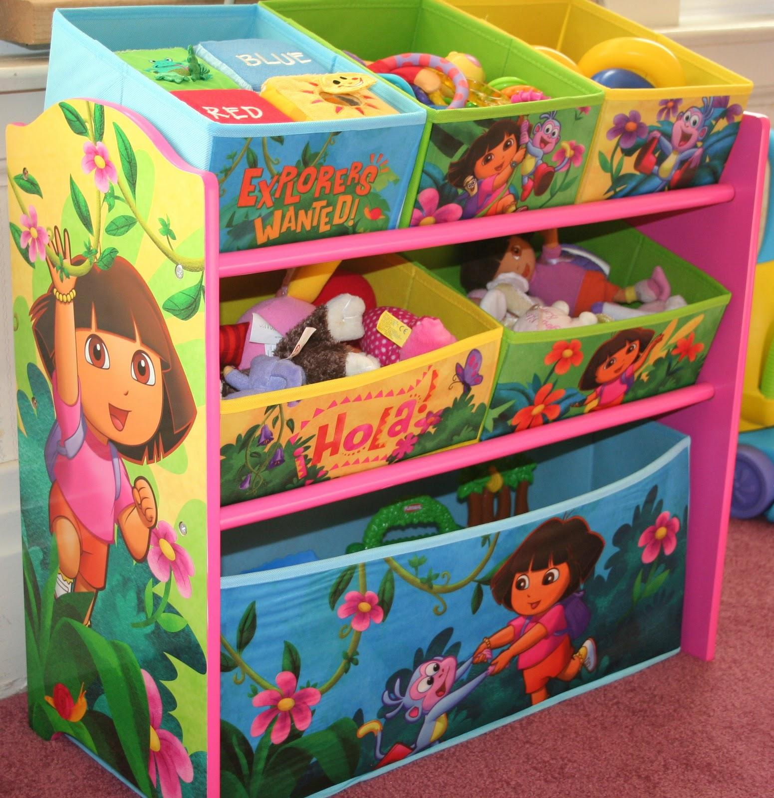 Dora Toys For Girls : Susie b homemaker dora the explorer multi bin toy