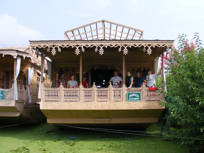 Unser Hausboot
