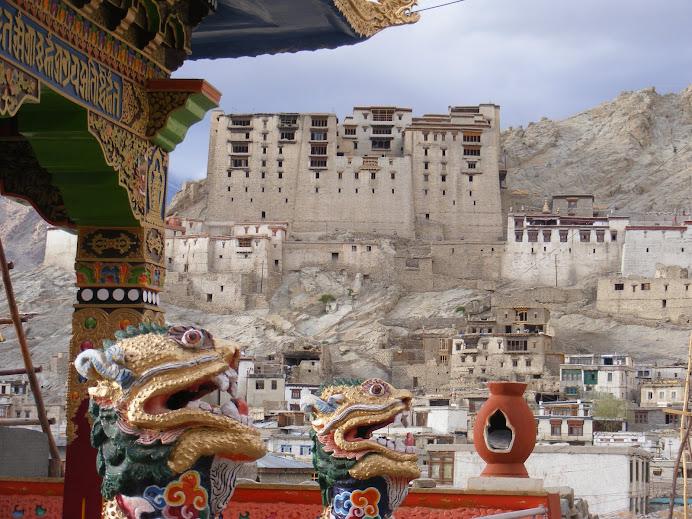 Königspalast in Leh