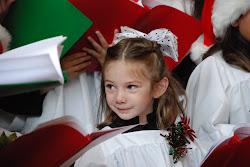 An Angel in the Choir!