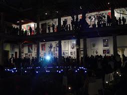 10ma.Bienal Internacional de Cartel en México ( Museo Franz Mayer, DF)