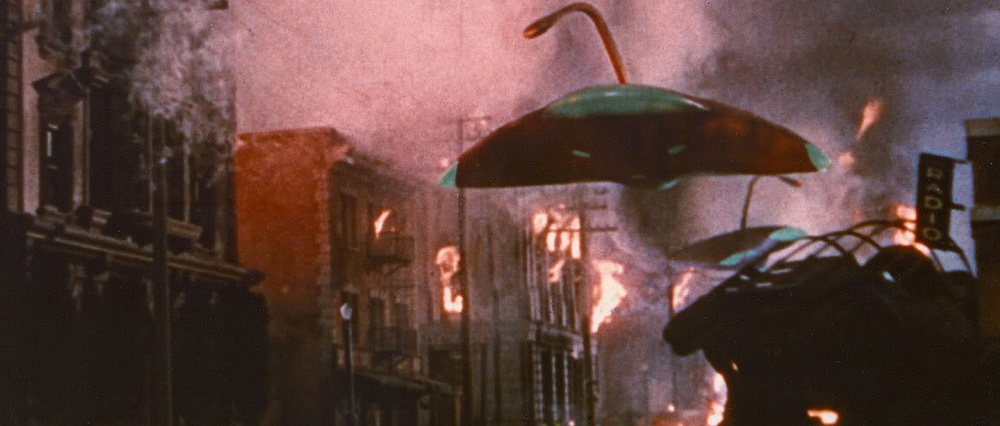 the war of the worlds 1953. the war of the worlds 1953