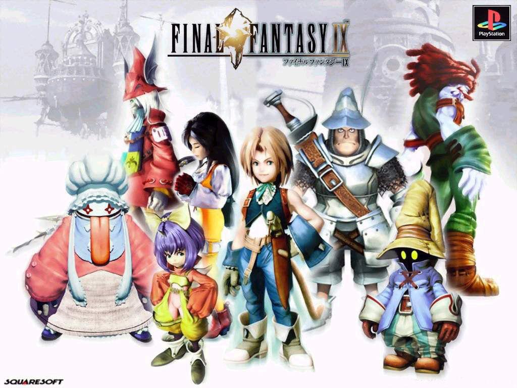 Final Fantasy IX [Español] [PSX] +Emulador Configurado [FLS]