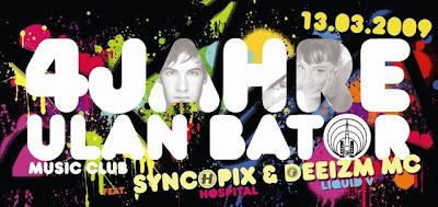 Syncopix & MC Deeizm