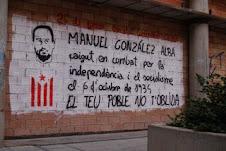 Homenatge Manuel González Alba