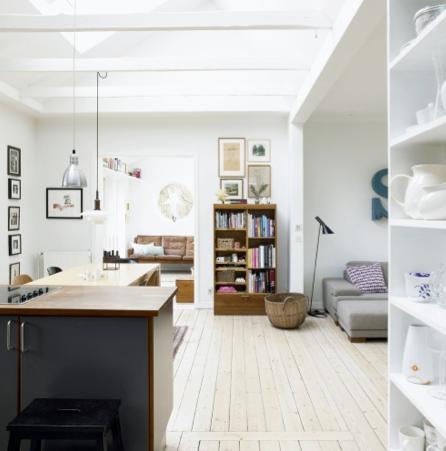 Danish Interiors. Photo: BoligMagasinet