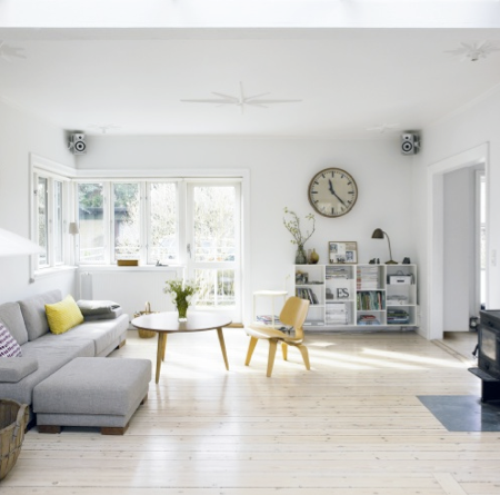 Scandinavian retreat danish interiors - Scandinavian interior ...