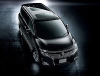 2011 Nissan Elgrand 4