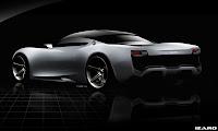 Izaro GTE Electric Supercar 1