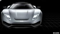 Izaro GTE Electric Supercar 4