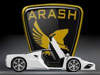 Arash AF10 Supercar 1
