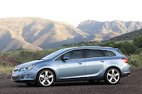 2011 Opel Astra Sports Tourer Price 6