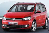 2011 Volkswagen Touran MPV 1