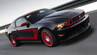 2012 Ford Mustang Boss 302 3