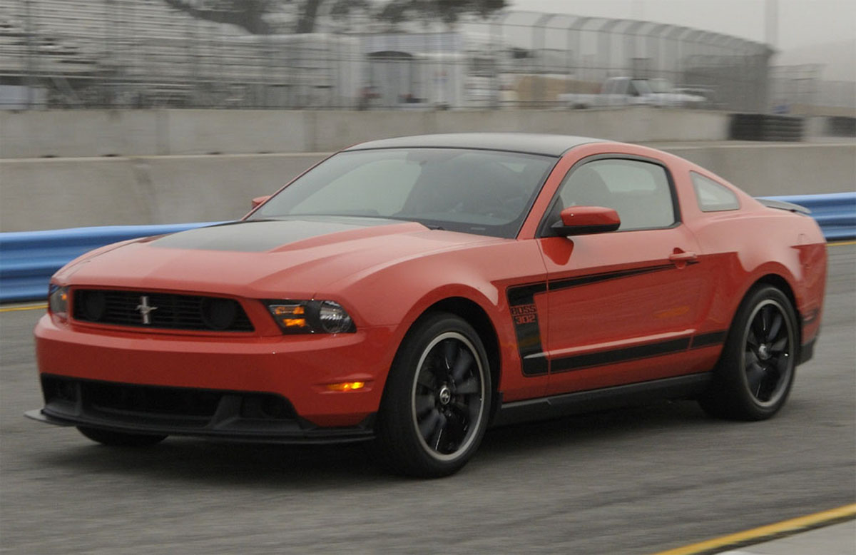 2012 ford mustang boss 302 autoblogzine. Black Bedroom Furniture Sets. Home Design Ideas