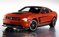2012 Ford Mustang Boss 302 14