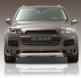 2011 Volkswagen Touareg by JE DESIGN 2