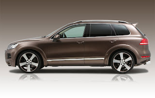 2011 Volkswagen Touareg by JE DESIGN 3