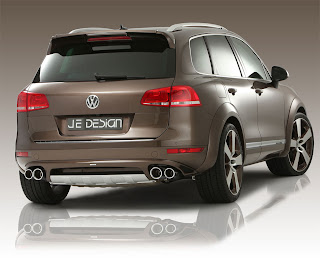 2011 Volkswagen Touareg by JE DESIGN 4