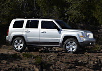 2011 Jeep Patriot 21