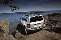2011 Jeep Patriot 8