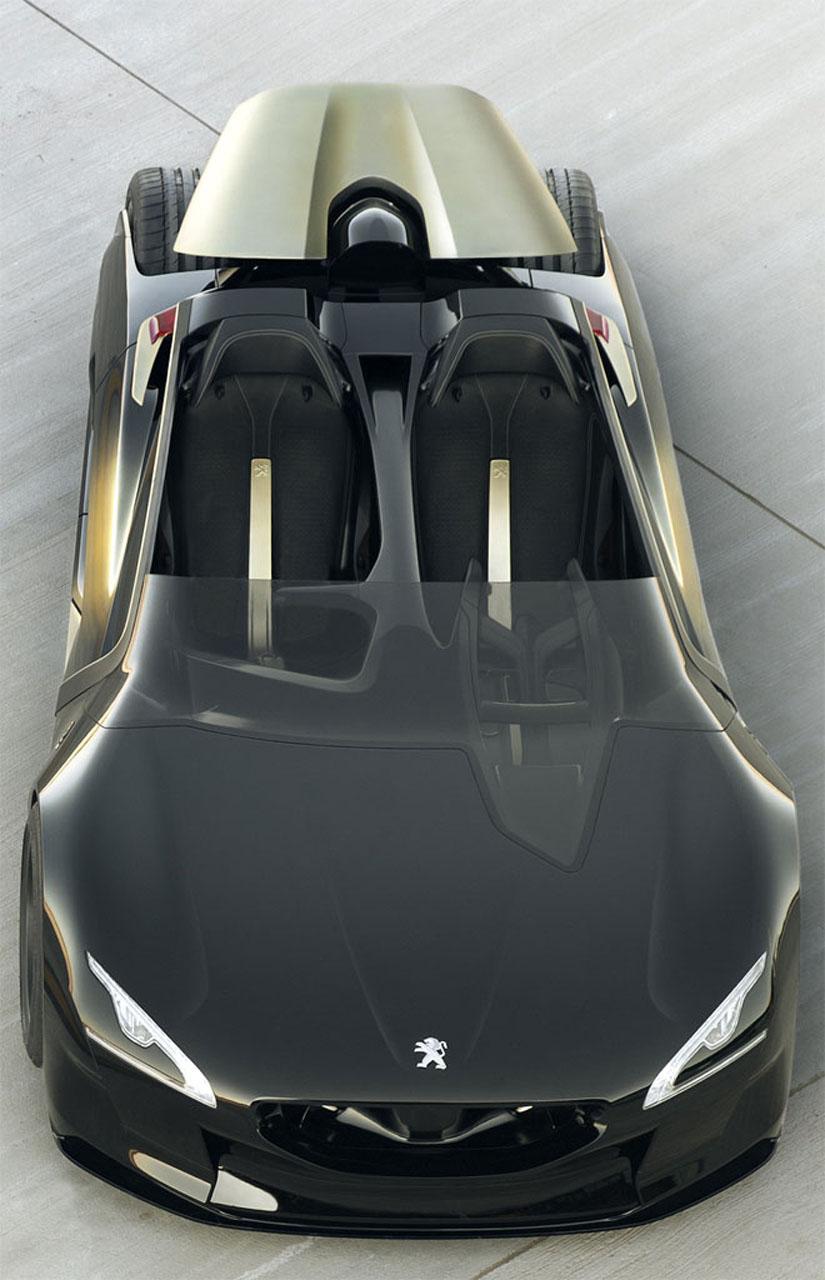 ... Peugeot EX1 Concept Car 10