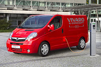 Opel Vivaro E Concept 2