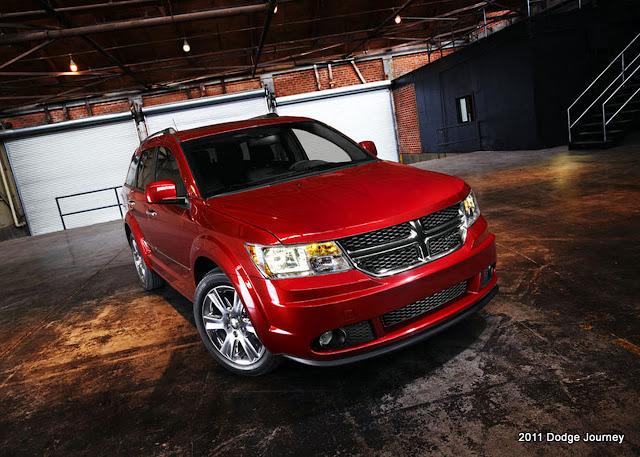2011 Dodge Journey